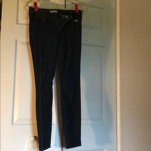 EUC loft ankle jeans